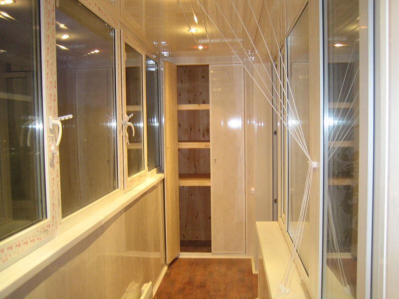 Балконы отделка фото полностью стекло в хрущевке. - цена на .