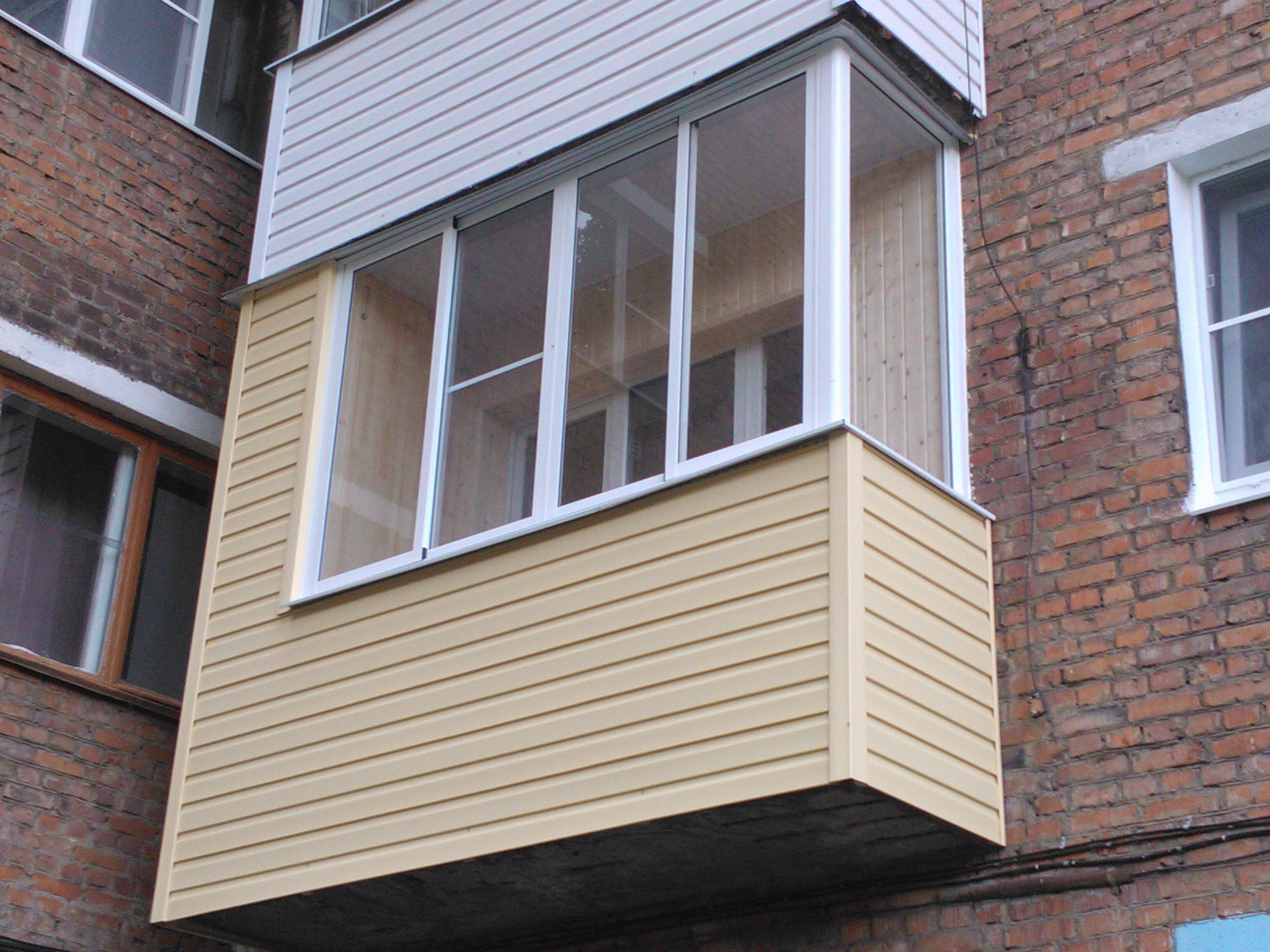 Обшивка балкона сайдингом поэтапно картинки.